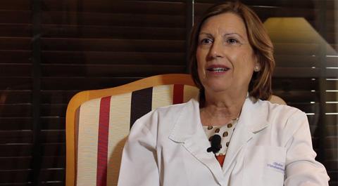 María Dolores Mora